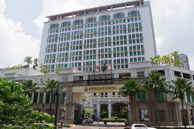 インターコンチネンタルホテルシンガポール