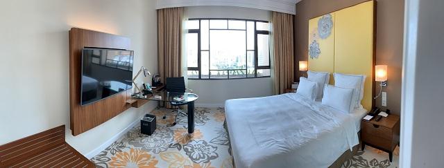 スイスホテルマーチャントシンガポールコート